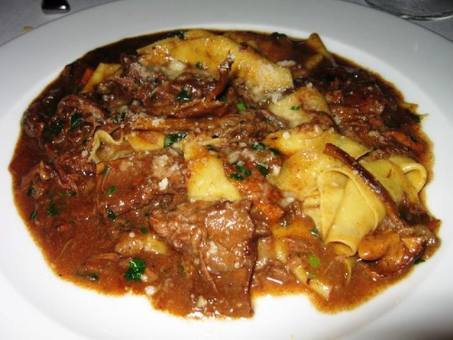 Italian-Inspired Braised Short Rib Ragú | Pasta/noodles/rice | Pinter ...