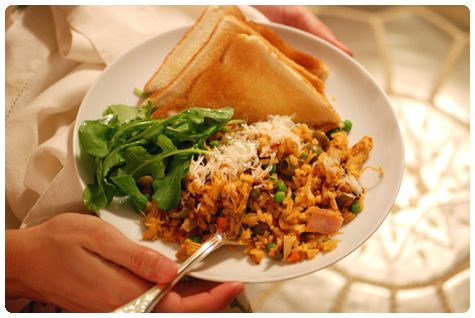 Arroz con Pollo | the real deal! | Favorite Recipes | Pinterest