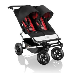 Giveaway: Mountain Buggy Duet Double Stroller, Retail Price $599.99 + the Joey,{chance to win on cupcakeMAG too!}  Go to Babble Being Pregnant.  Good Luck!