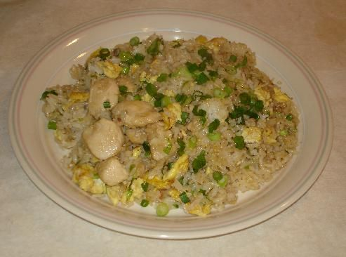 Pin by yvette diaz on food pinterest for Fish fried rice