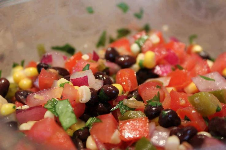 Garden Fresh Salsa on MyRecipeMagic.com   Favorite Recipes   Pinterest