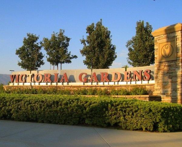 victoria gardens rancho cucamonga california pinterest