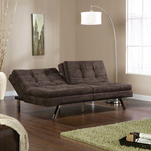 Durant Convertible Sofa Sleeper - Chocolate Brown