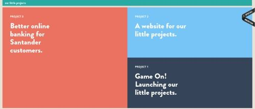 Our Little Projects