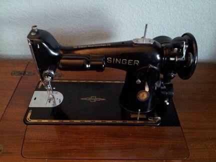 201 singer sewing machine