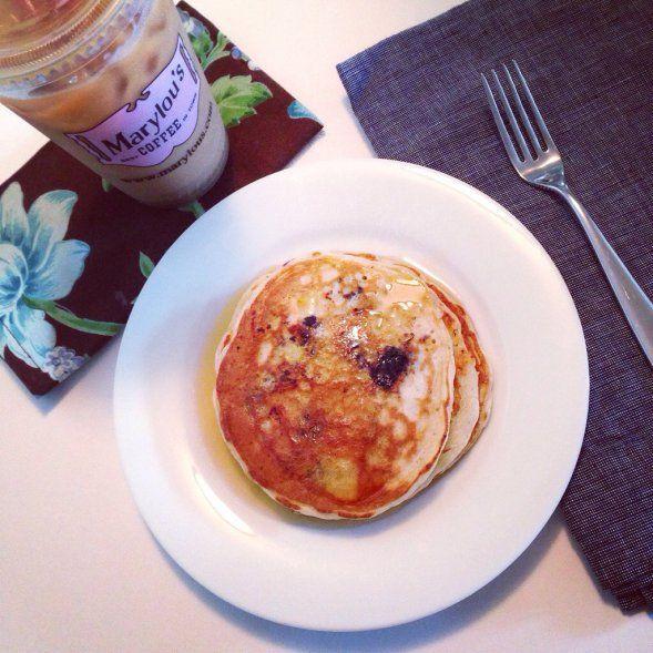 Light, Fluffy, Cake-like Pancakes! | Breakfast/Lunch | Pinterest