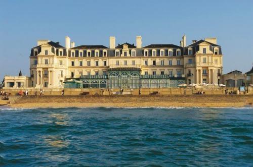 Hotel Thermes Saint Malo