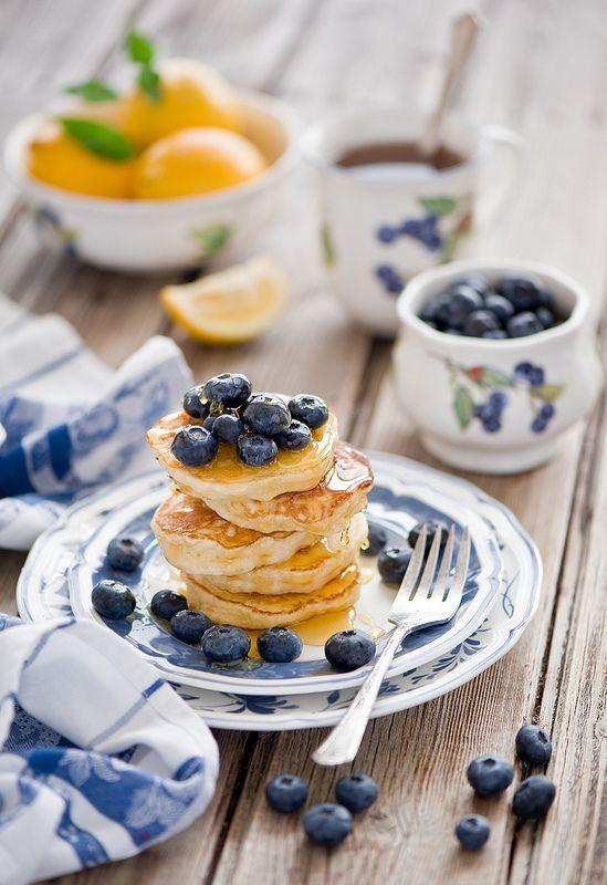 Smoked Salmon Silver Dollar Pancakes Recipes — Dishmaps