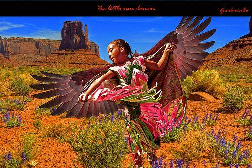 The little sun dancer - Arizona, US