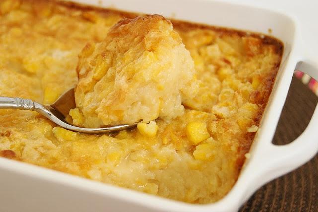 Corn Pudding | Recipes | Pinterest