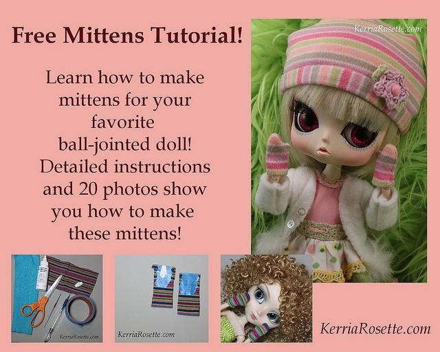 mittens! | Craft Ideas | Pinterest