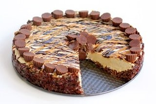 Frozen Peanut butter cheesecake | FOOD! | Pinterest