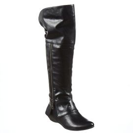 NYC Couture Women's Over-The-Knee Boot - Sears