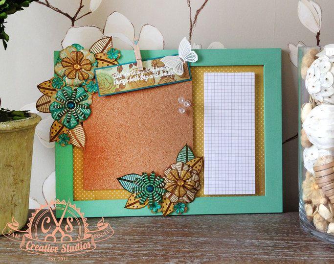 Doodle flower notice board crafty ideas pinterest for Creative notice board ideas