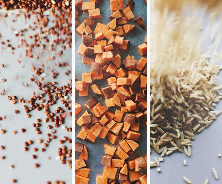 Garnet Pilaf | Pattern Color Material Texture | Pinterest