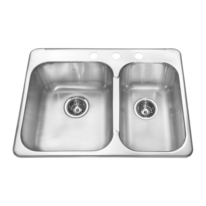 Rona Kitchen Sinks : One and a half basin kitchen sink RONA kitchens Pinterest