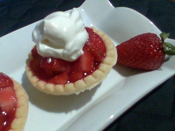 Fresh Strawberry Pie from Food.com: Great summer desert. Very fresh ...