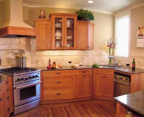 Kitchen Design With Corner Sink : corner kitchen sink Kitchen Corner Sinks: Design Inspirations That ...