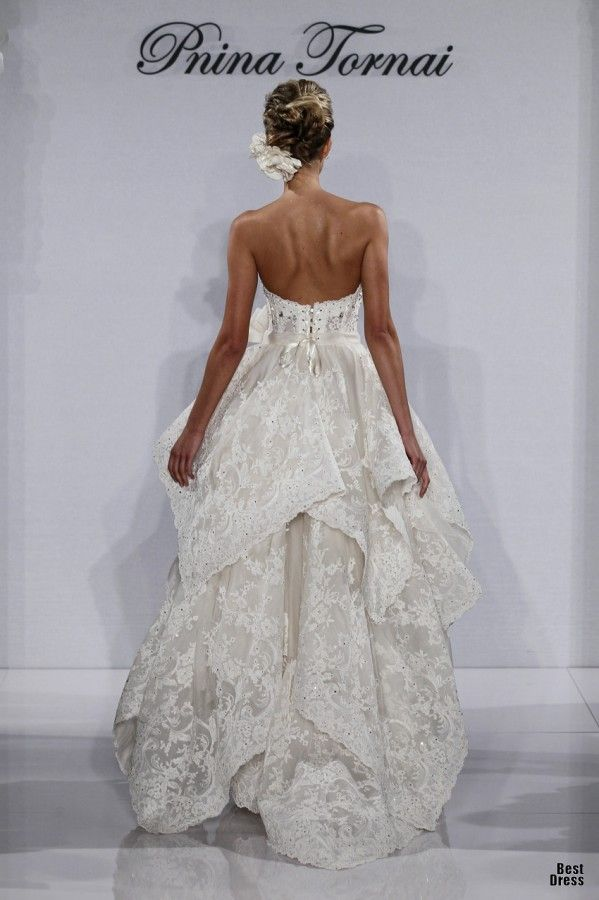 Plus Size Wedding Dresses Pnina Tornai : Pnina tornai