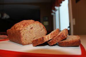 Homemade Zucchini Bread - YUM!