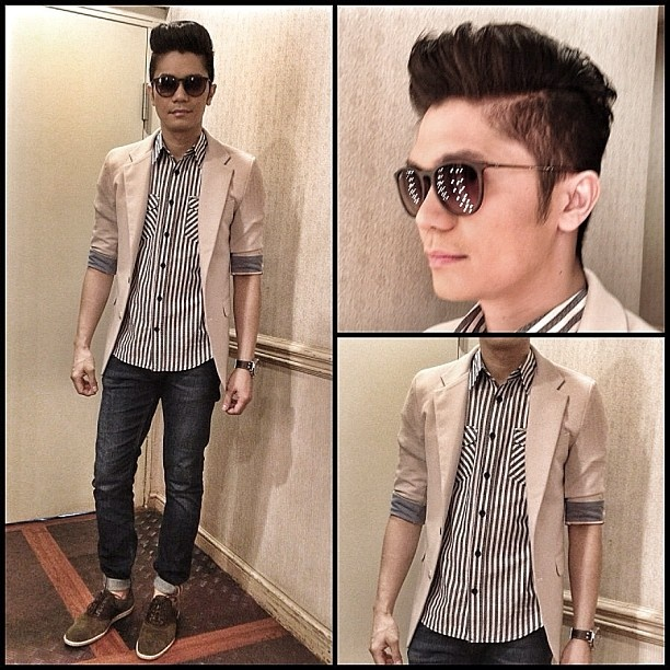 Vhong Navarro Lookbook Men Pinterest