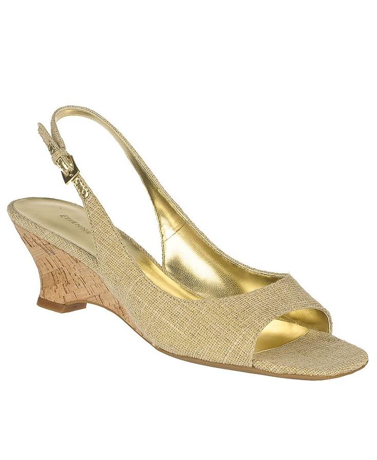 Etienne Aigner Shoes, Tender Wedge Pumps