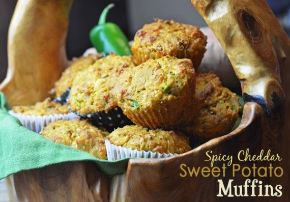 Spicy Bacon Cheddar Muffins Recipes — Dishmaps