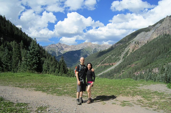 Bear Creek Hike in Telluride, CO | You MUST visit some day :) FamilyFreshCooking.com