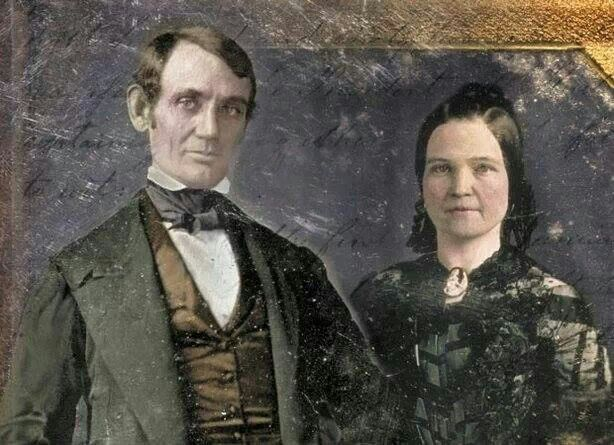 Abraham Lincoln Amp Wife Pics Pinterest