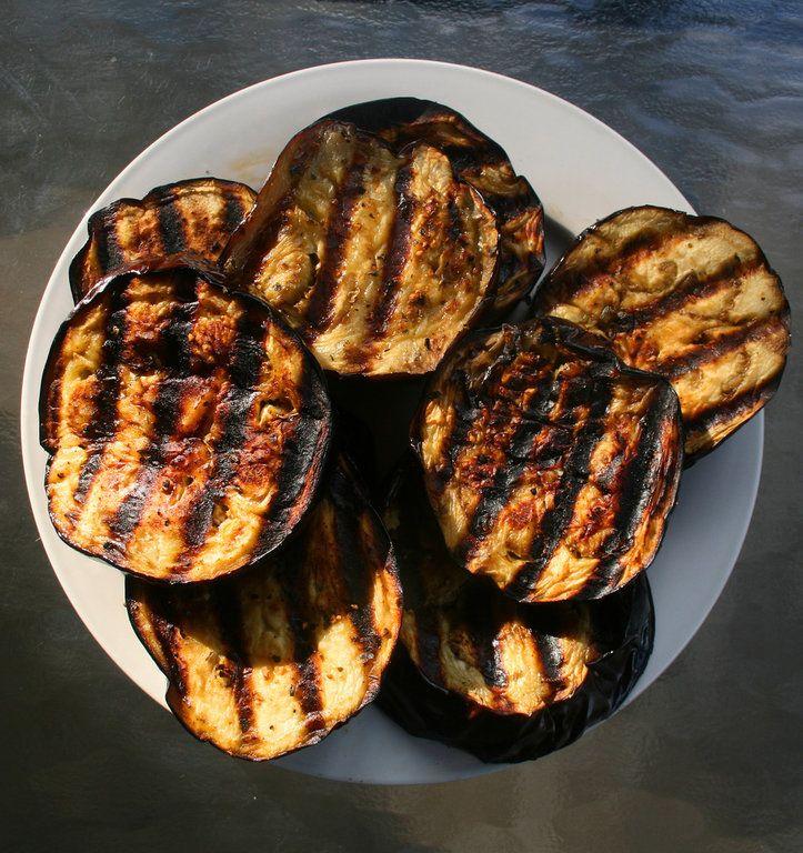 Grilled Eggplant | Recipe