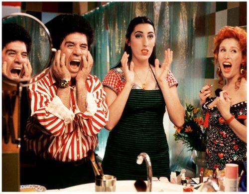 Kika (1993). BAFTA's #AlmodovarLecture: http://bit.ly/ZXJOyq