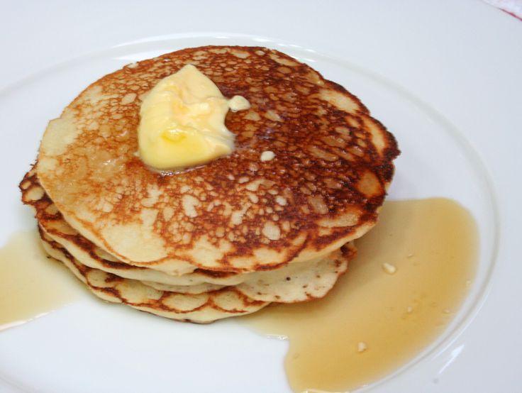 Gluten-Free Buttermilk Pancakes | Morning Bites/ Breakfast | Pinterest