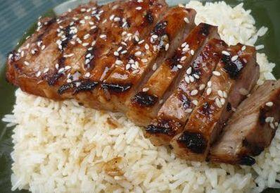 Korean Style Flank Steak | Steaks | Pinterest
