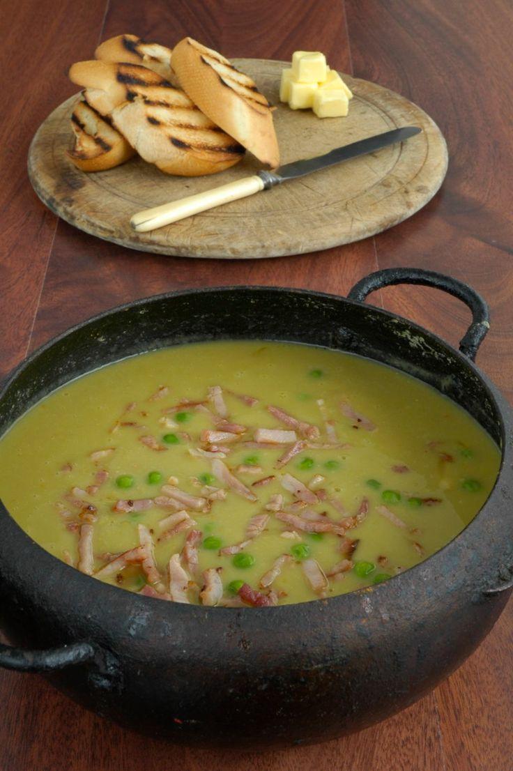 Split Pea and Ham Soup | soup/stew/casseroles | Pinterest