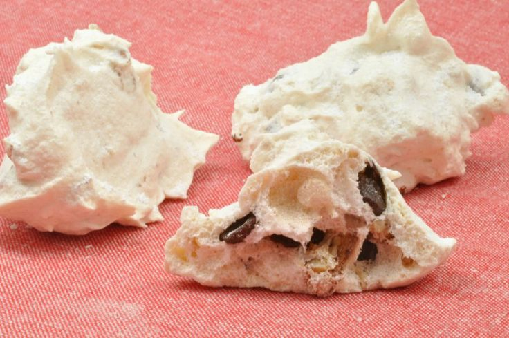 Pecan Meringue Cookies Recipe — Dishmaps