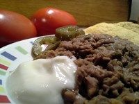 Rodeo Ready Refried Beans -- Made with our Savory Pot Roast Seasoning ...
