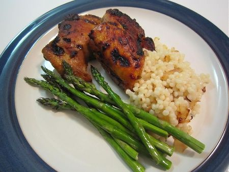 Honey Spiced Chicken | To Cook | Pinterest