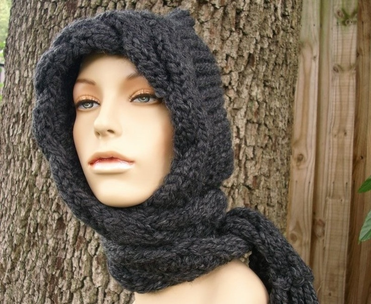 Knitting Pattern For Ladies Hat And Scarf : another scarf hat Pretty Things (Style) Pinterest