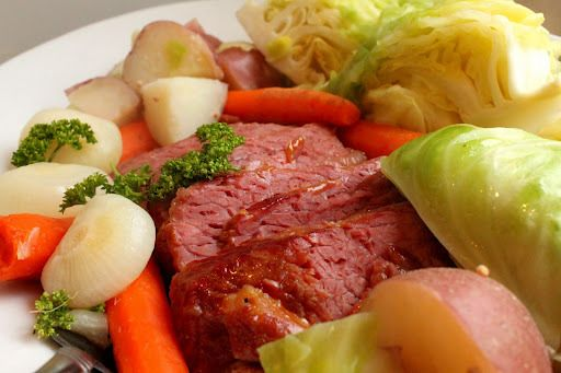Corned beef and cabbage....   Recipe Ideas   Pinterest