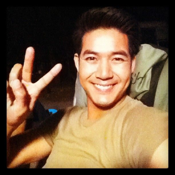 my fav Thai actor: 'WEIR' Sukollawat Kanarot ♥