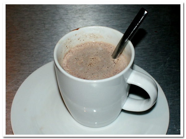 Perfect Hot Chocolate? Must. Try. | food : sweet | Pinterest