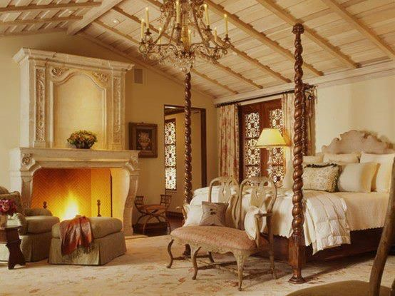 Bedroom fireplace warm amp cozy for the home pinterest