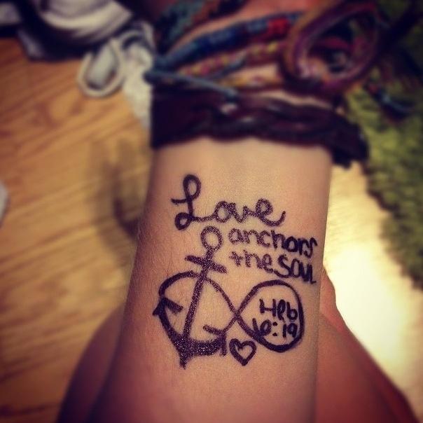 Sharpie tattoos next best thing to real ink p sharpie for Sharpie tattoo designs