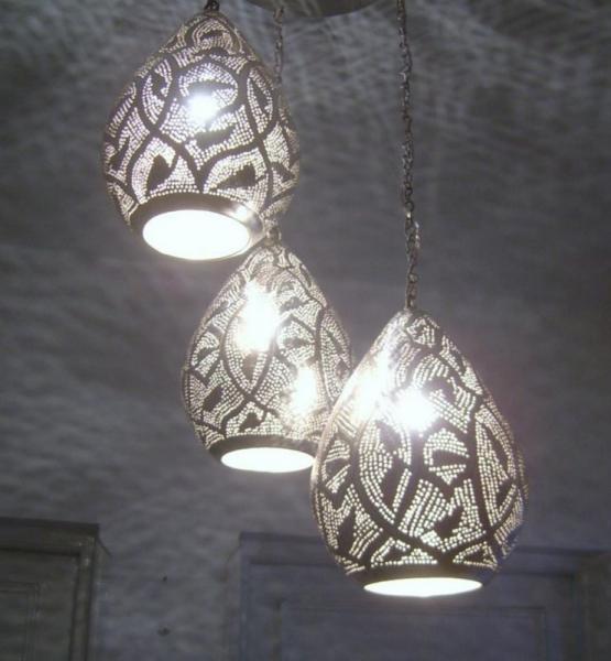 Moroccan Chandeliers Moroccan Lighting Fixtures : Handmade moroccan brass light ceiling fixture chandelier