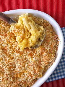 Classic Macaroni and Cheese- Perfect for Super Bowl Sunday | Recipe