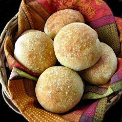 Potato rosemary dinner rolls. | Breads | Pinterest