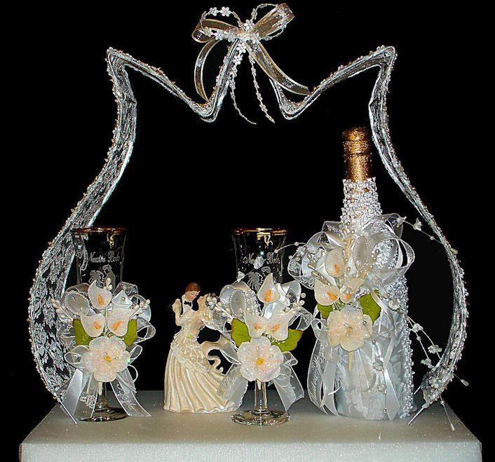 Pin by josefina herrera on anniversary pinterest - Adornos de bodas ...