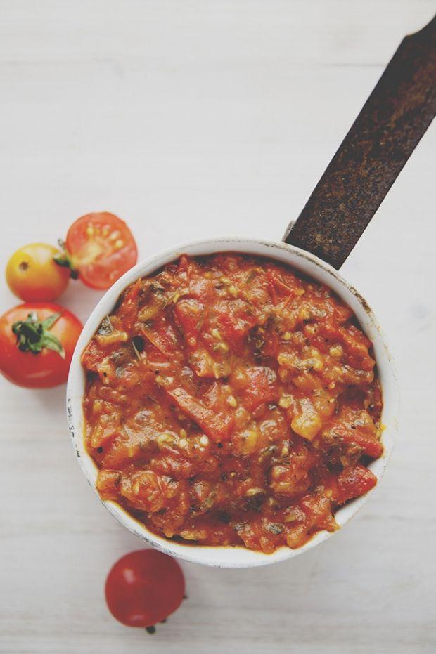 Super Quick Tomato Sauce