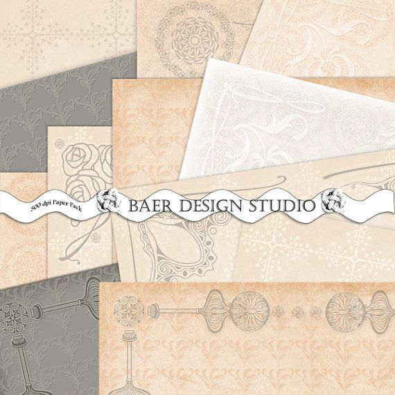 Art Nouveau Paper