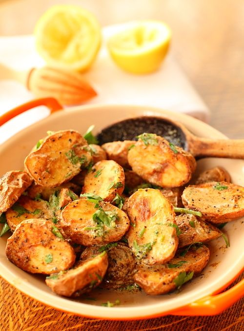 Coriander-Roasted Potato Salad | Side-Dish | Pinterest
